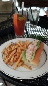 Lobster Roll, Scollay Square Boston