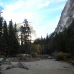 Dry Miror Lake, Yosemite