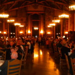 Dining Room at The Ahwahnee