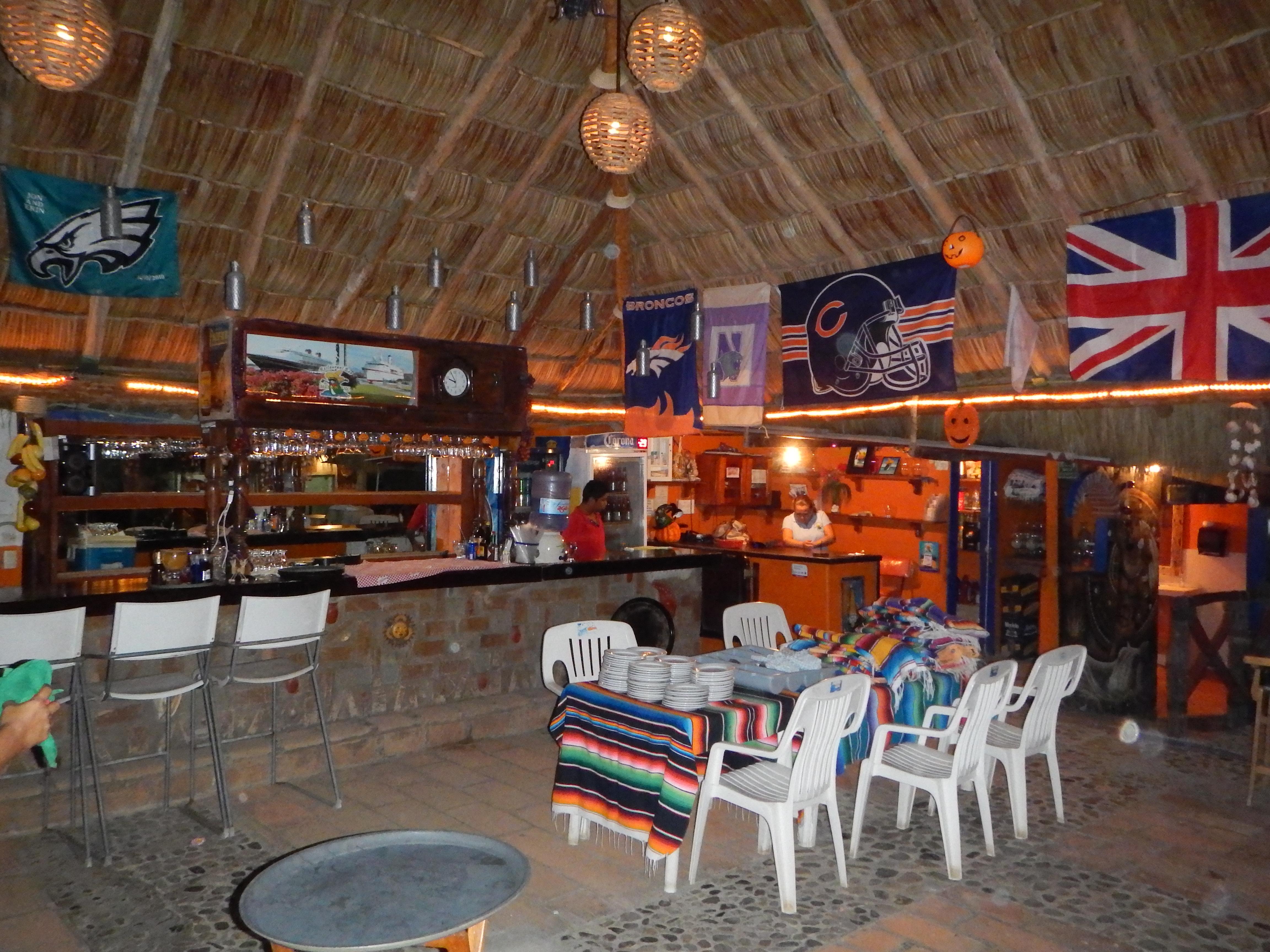 Claudio S Restaurant And Bar Bucerias Mexico