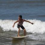 surfer in Sayulita