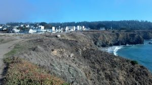 Mendocino Cliffs