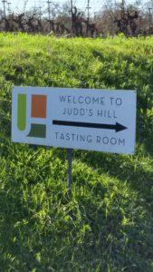 """Judd""""s Hill"""